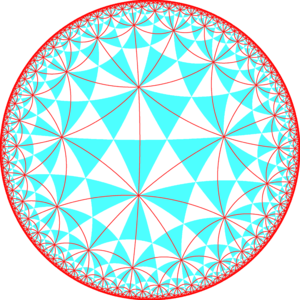 Truncated trioctagonal tiling - Image: 832 symmetry 0bb