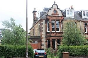 James Geikie - Geikie's final home at 83 Colinton Road, Edinburgh