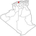 Aïn Defla Location.PNG