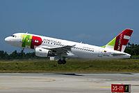 CS-TTL - A319 - TAP Portugal