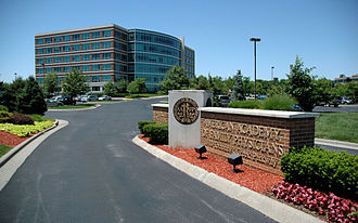 American Academy of Family Physicians - HQ of the American Academy of Family Physicians in Leawood, Kansas