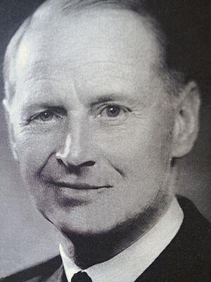 Brian Burnett - Sir Brian Burnett