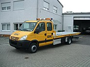 ADAC Iveco Daily