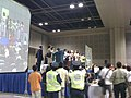 AETOS officer at AWARE Extraordinary Meeting convention.jpg