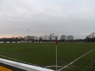 A.F.C. Portchester - Wicor Recreation Ground in 2018