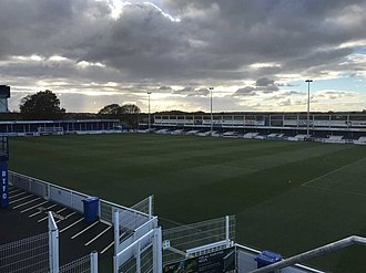 Billericay Town F.C. - New Lodge in 2018