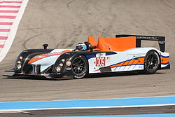 An Aston Martin AMR-One