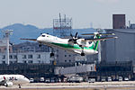 ANA Wings, DHC-8-400, JA858A (25125465384).jpg