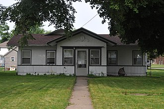 National Register of Historic Places listings in Henry County, Illinois - Image: ANNAWAN CHAPTER HOUSE, HENRY COUNTY, ILLINOIS