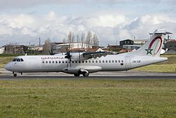 ATR 72-600 Royal Air Maroc Express