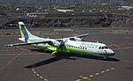ATR 72-212A EC-JEV at La Palma (5492014120).jpg