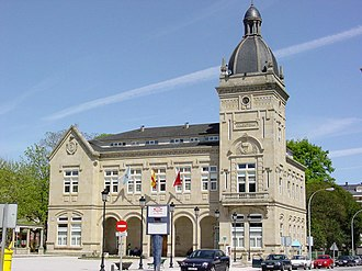 A Estrada - Image: A Estrada. Town Hall