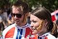 A Norwegian homage to Wiggo - Champs-Élysées stage in the 2012 Tour de France.jpg