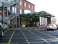 A and E Entrance, Tyrone County Hospital - geograph.org.uk - 265428.jpg