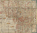 A revised plan of Edo, second issue (14684495832).jpg