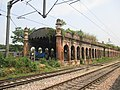 Abandoned train platform in Nazimabad,Uttarakhand, India WTK20150912-IMG 0416.jpg