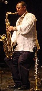 Abatte Barihun Israeli jazz saxophonist and composer