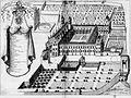 Abbaye Saint-Sauveur d'Aniane dans Monasticon Gallicanum.jpg