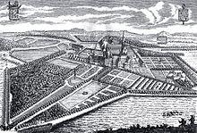 les jardins d'epoque de l'abbaye de royaumont