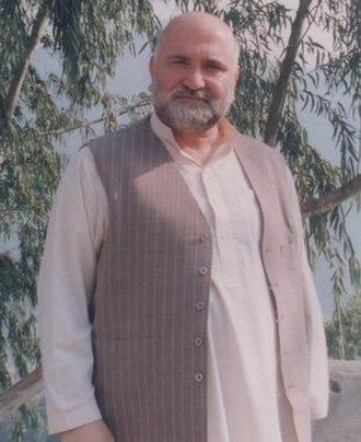 Abdul Haq (Afghan leader) - Abdul Haq, c. 2000