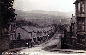 Aberdare - Aberdare in the 1910s