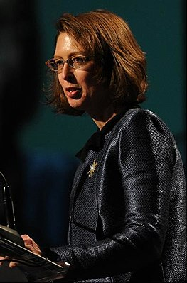Abigail Johnson at the Boston Convention and Exhibition Center on April 24, 2012.jpg