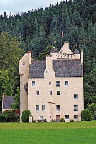 Aboyne Castle - Image: Aboyne Castle