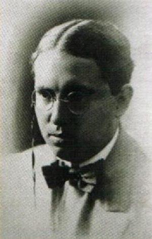 Abraham Valdelomar - Abraham Valdelomar