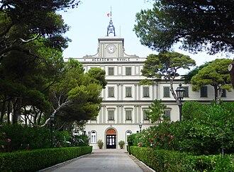 Italian Naval Academy - Image: Accademia Navale, Livorno