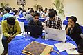 Accessing Offline Wikipedia In Rural Area - Talk Session - Wiki Conference India - CGC - Mohali 2016-08-05 7008.JPG