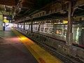Acela Express Amtrak at Newark Penn Station.jpg