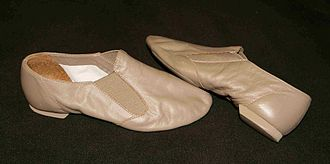 Acro dance - A pair of acro shoes.