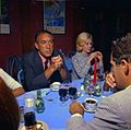 Actor Anthony Quinn at an unidentified restaurant- Fort Lauderdale, Florida (4555804108).jpg