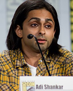 Adi Shankar Indian-American film producer