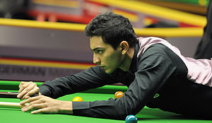 Aditya Mehta - Mehta at 2014 German Masters