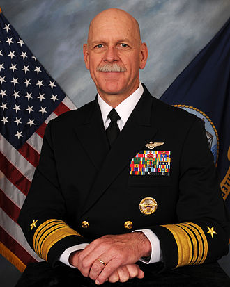 Commander, U.S. Pacific Fleet - Image: Admiral Scott H. Swift, USN