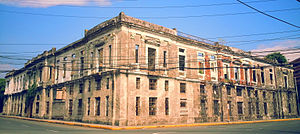 Aduana Building - The Aduana Building, also known as the Intendencia