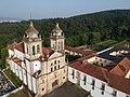 Aerial photograph of Mosteiro de Tibães (8).jpg