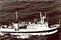 Aerial port side view of the Russian Valerian Uryayev class research ship IMPULS underway - DPLA - 68bf0eb63f324eaabe8f0a0859439c7f.jpeg