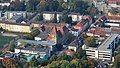 Aerial view - Lörrach - Rosenfels Campus1.jpg