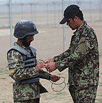 Afghan National Army soldiers familiarize themselves with mortars, demolition 140309-M-YZ032-671.jpg