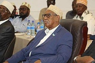 Somali politician