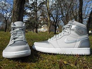 Nike Air Jordan — Wikipédia