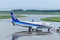 Air Nippon Boeing 737-781 Winglets (JA06AN 33876 1992) (5007661233).jpg