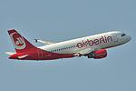 Airbus A319-100 Air Berlin (BER) D-ABGO - MSN 3689 - Now in Niki fleet as OE-LOD (9602479432).jpg