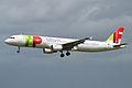 Airbus A321-112 CS-TJF TAP (9094093705).jpg