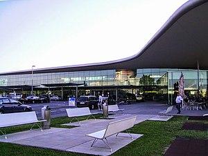 Graz Airport - Image: Airport Graz 2