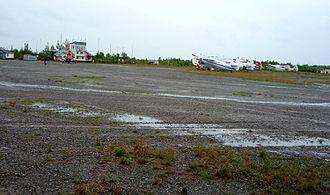 Markovo, Chukotka Autonomous Okrug - Markovo Airport