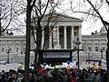Aktionstag anlässlich des 100. Internationalen Frauentages - Abschlusskundgebung vor dem Parlament.jpg