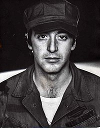 Pacino in The Basic Training of Pavlo Hummel.